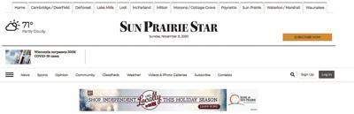 Star website changes coming November 12