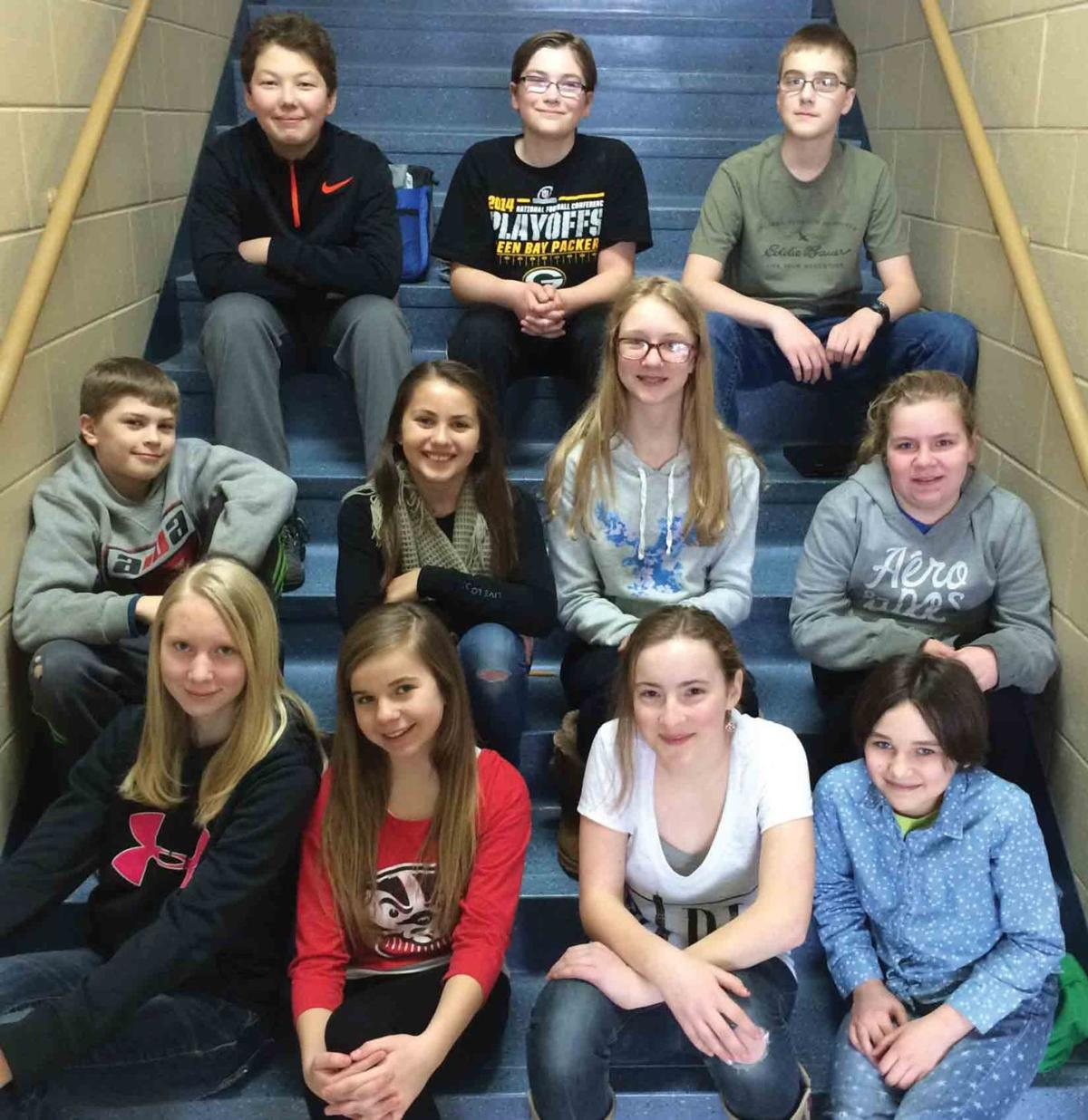 6th Grade Solo & Ensemble Participants