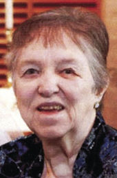 """Marianne """"Pat"""" Hafenstein"""