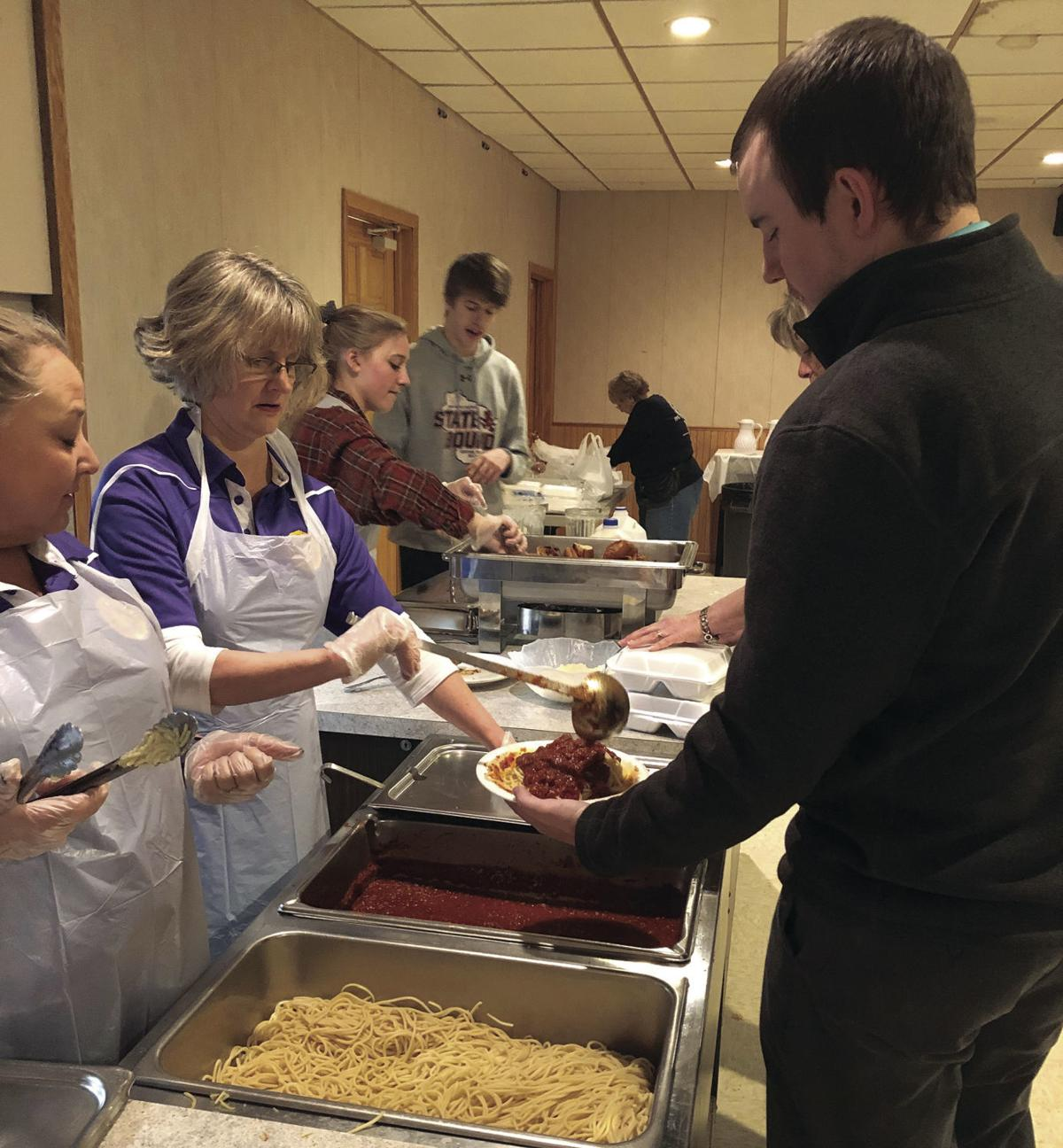 Auxiliary Unit 333 plans November 19 spaghetti dinner