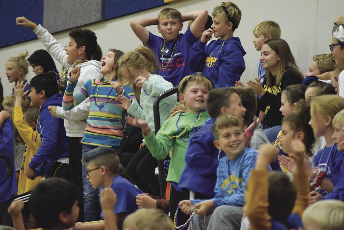 Elementary Pep Rally