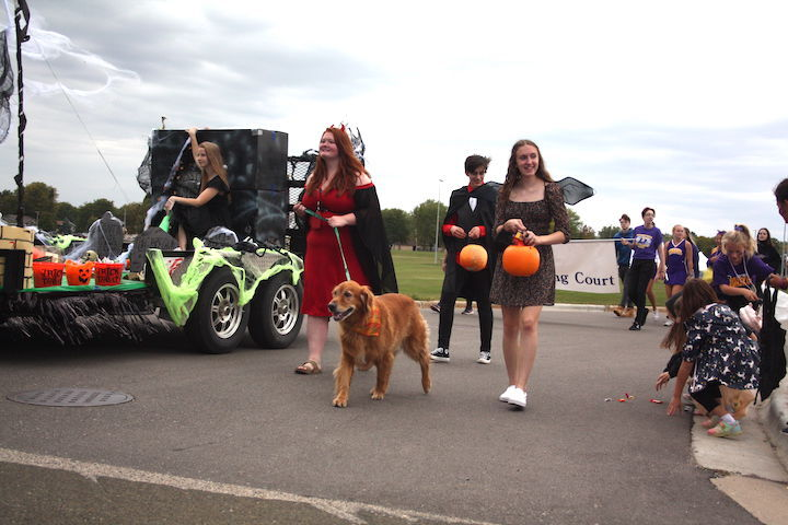 2021 DeForest Homecoming Parade 2 of 19
