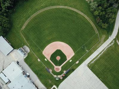 Milton High School Baseball Field