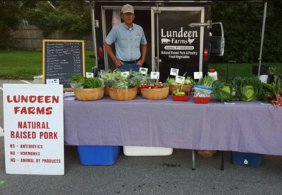At the Market: Lundeen Farms