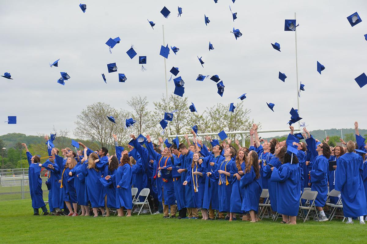 2018 Lodi High School graduation