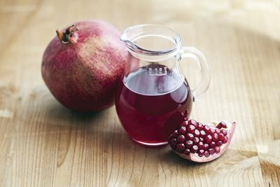 Pomegranates are a super food