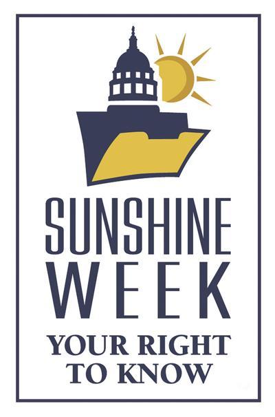 Sunshine Week (2019)