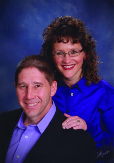 Holly Ann Zimmerman and Michael Joel Hutchings