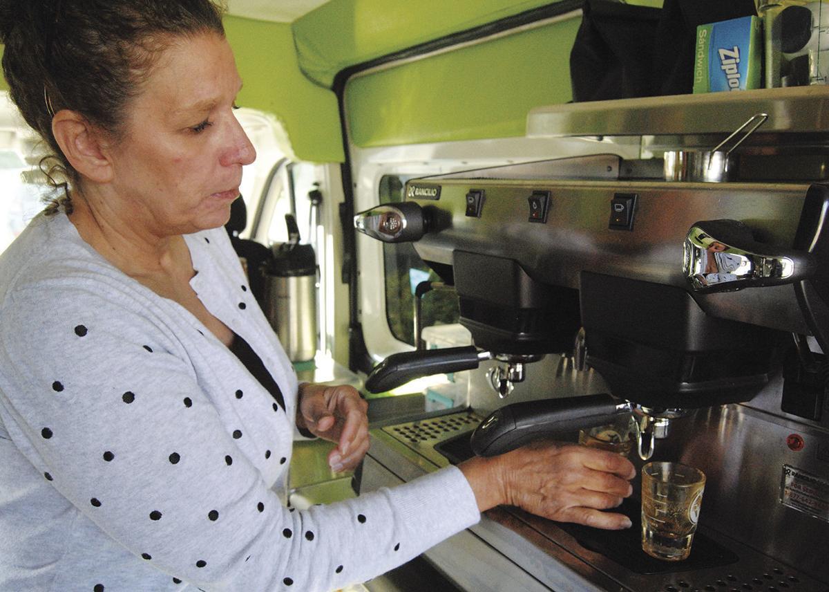 Coffee Van Go