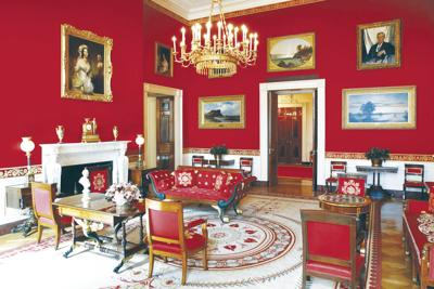 Melania Trump Home Improvement