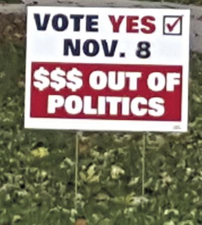 Money out of politics
