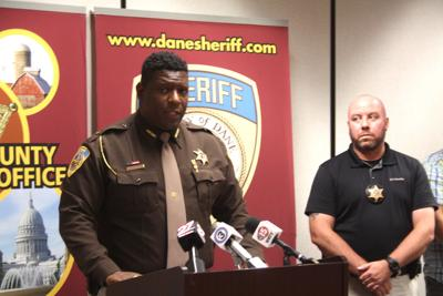 Sheriff Barrett July 30 Press Conference