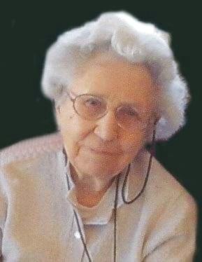Frieda Rose Baxter