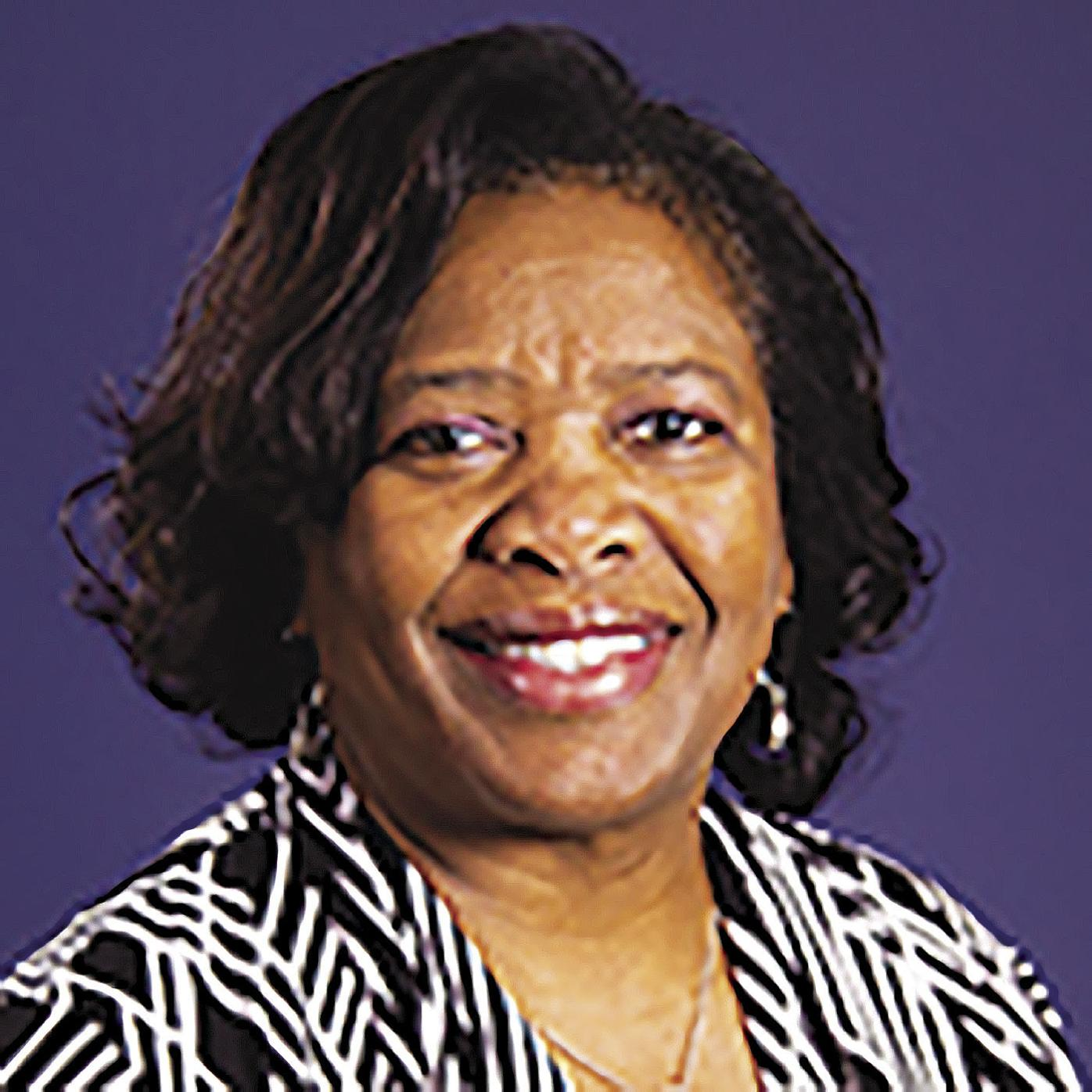 Superintendent Carolyn Stanford Taylor
