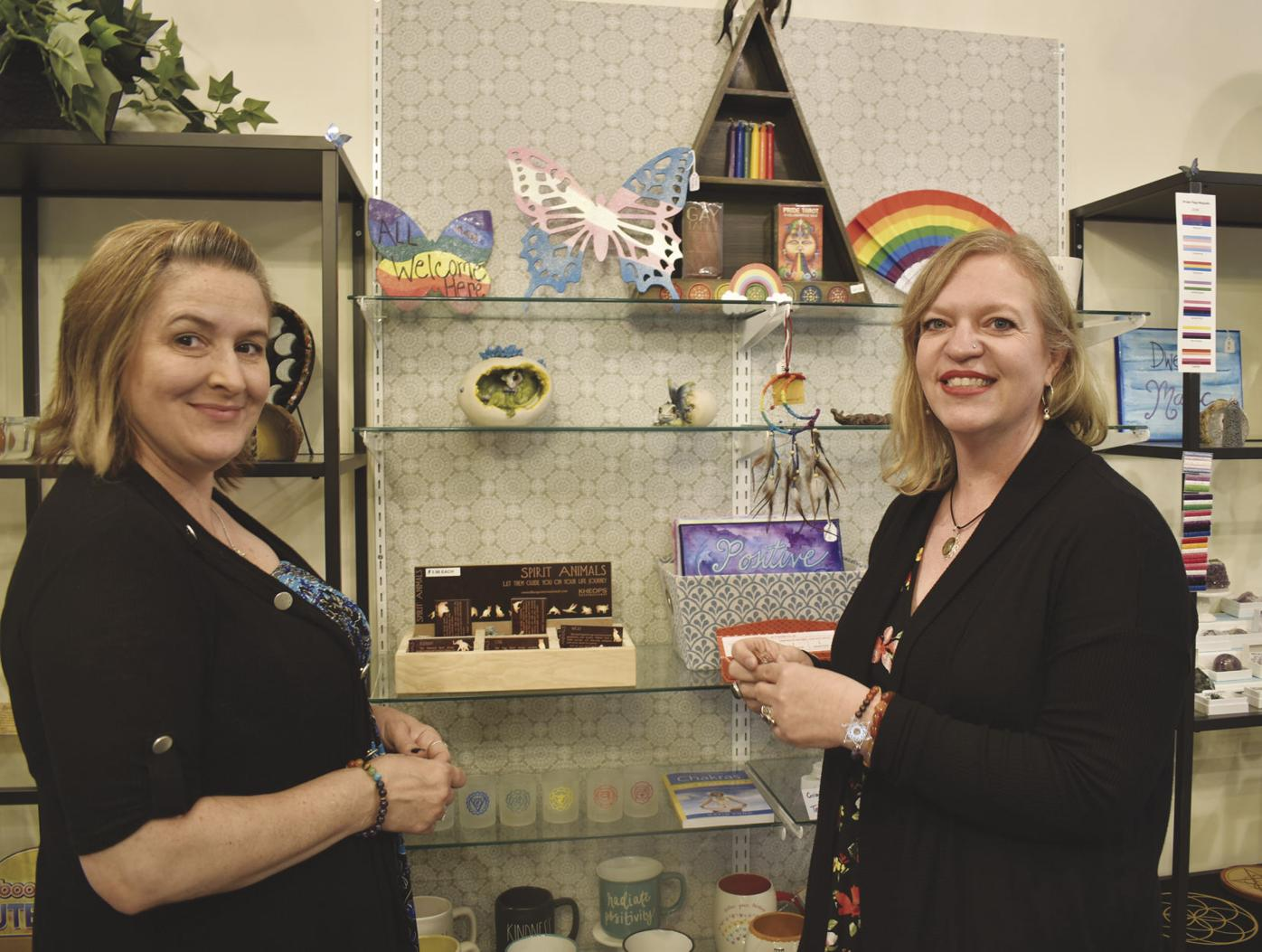 Budding Butterfly brings metaphysical to Main Street