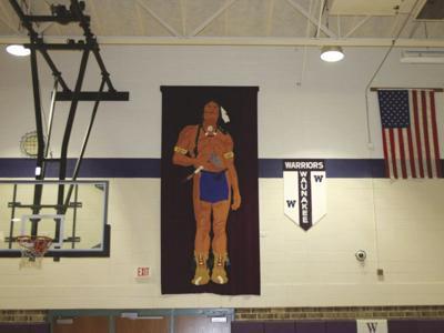 WHS mural