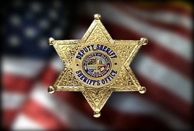 Dane County Sheriff's Office (DASO) Badge