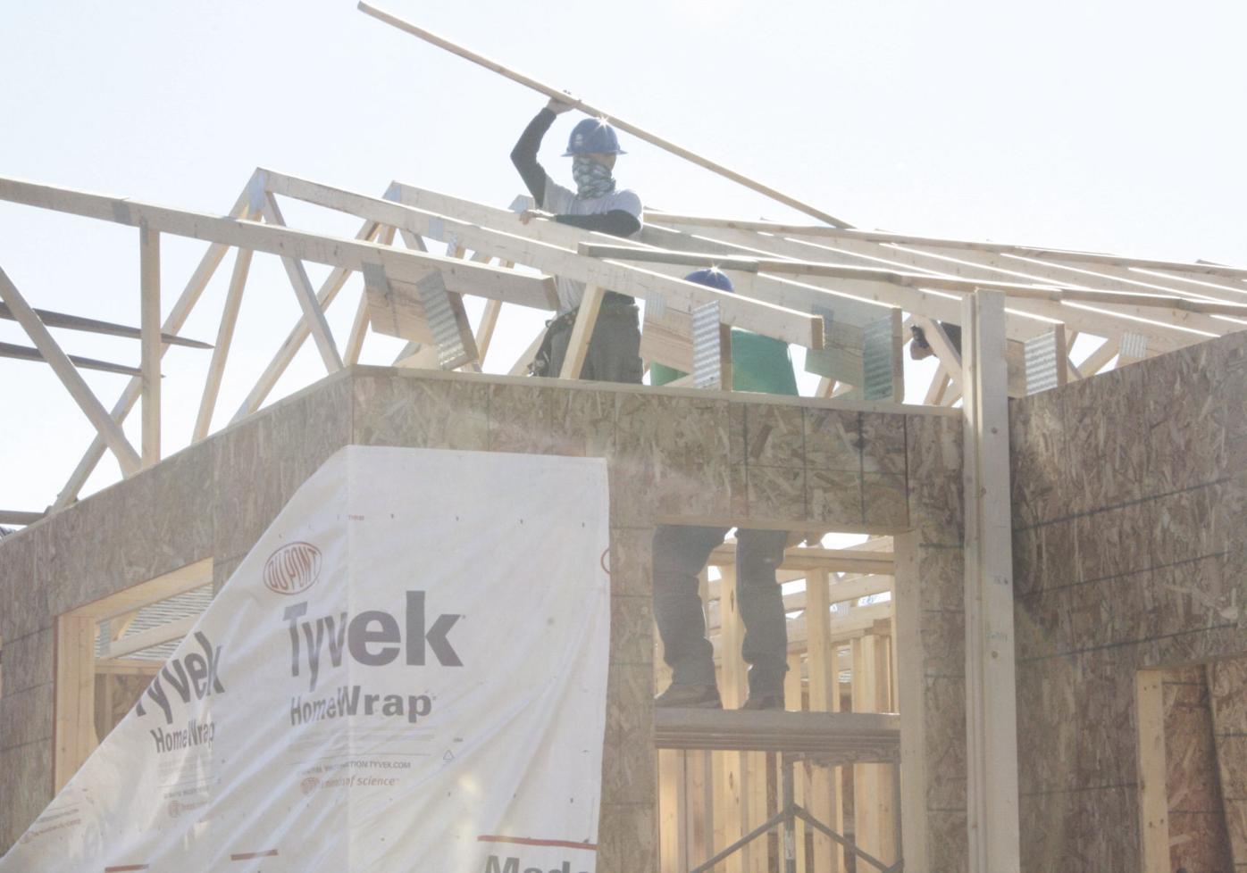 Habitat keeps building