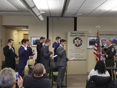 Dane County Deputies