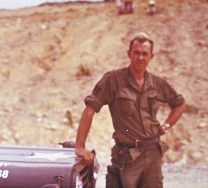 Roger Grant in Vietnam