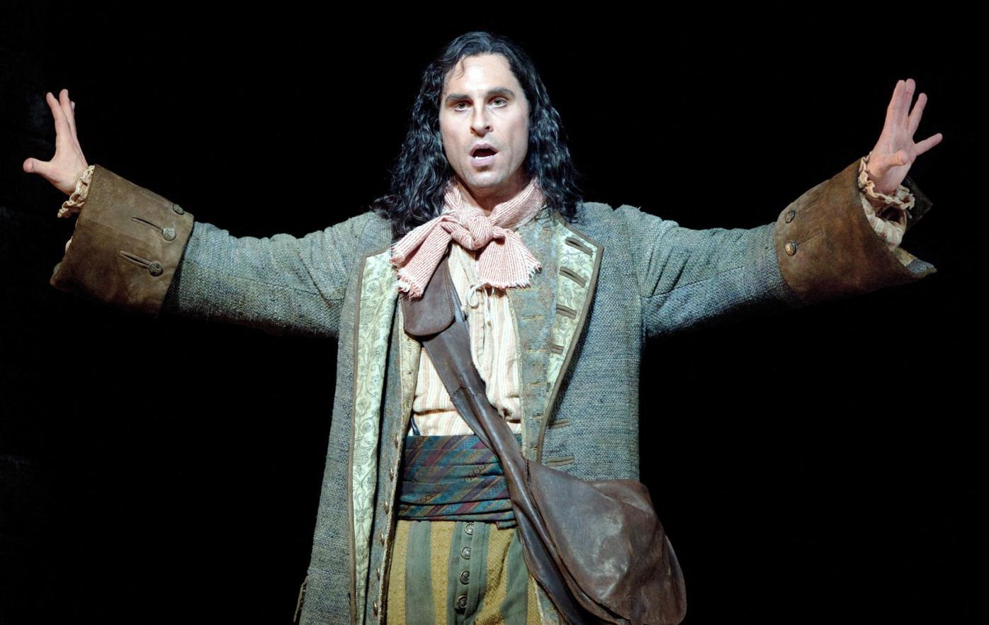 Kyle Ketelsen in Don Giovanni