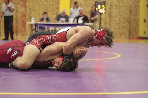 Eight wrestlers move through regionals