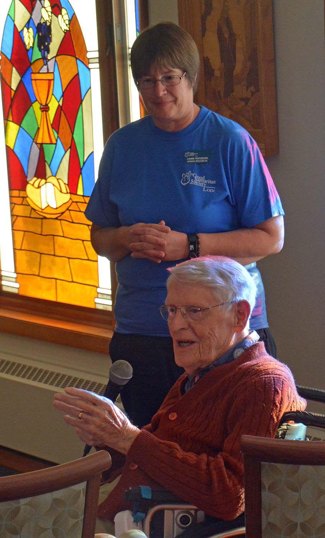 Good samaritan turns 50