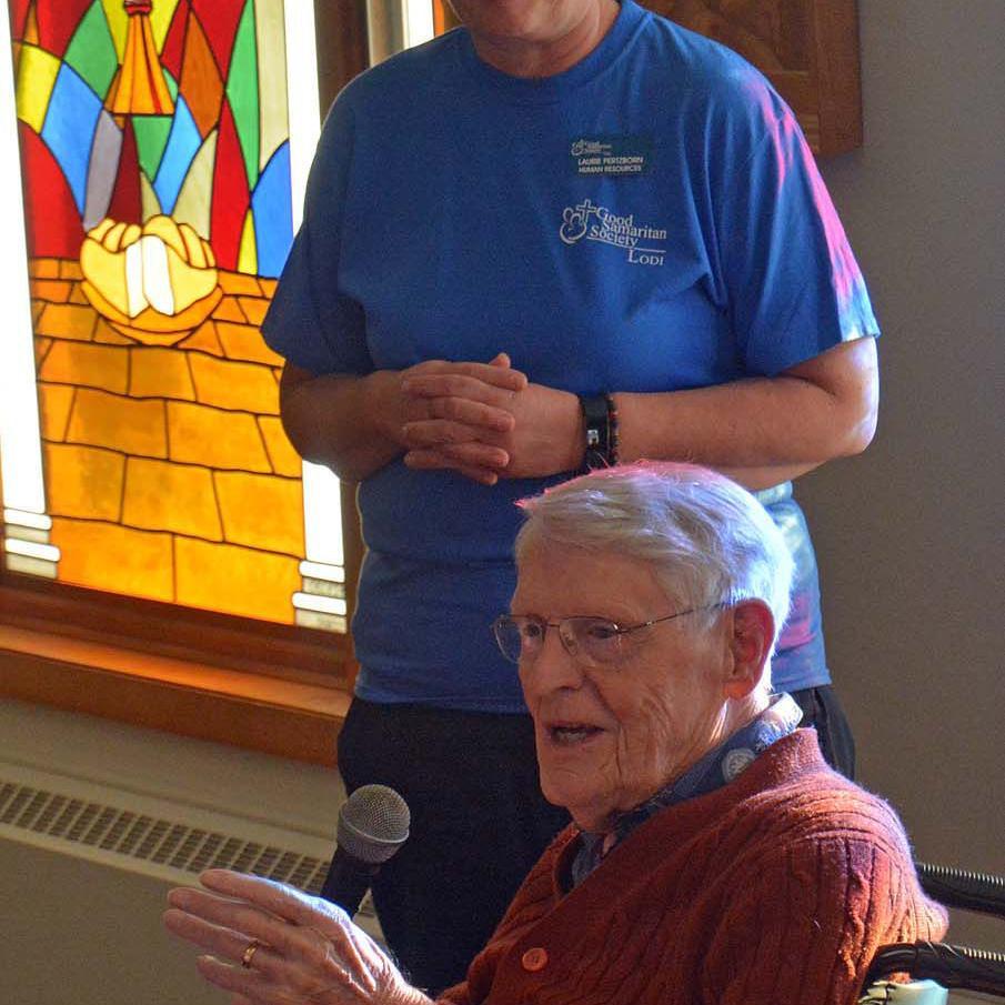 Good Samaritan Society of Lodi marks 50 years in community