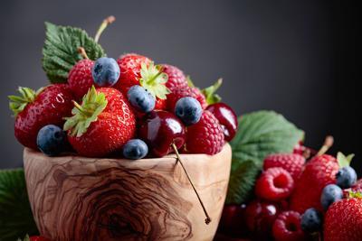Berries Highlight Perfect Summer Salad