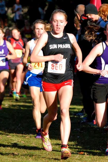 Sun Prairie High School Cross Country Review Local