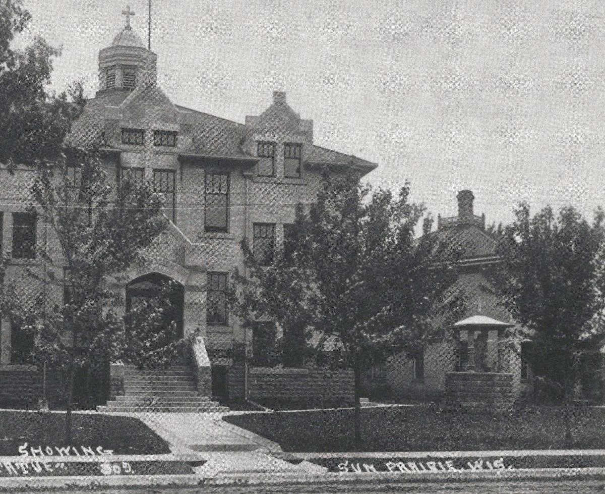 Sacred Hearts School, 1907