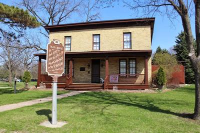 Garage sale benefits Dean House