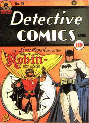 Detective Comics Issue Number 38
