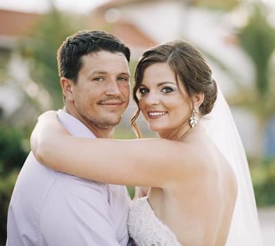 Joshua Deppe and Courtney Ollerman
