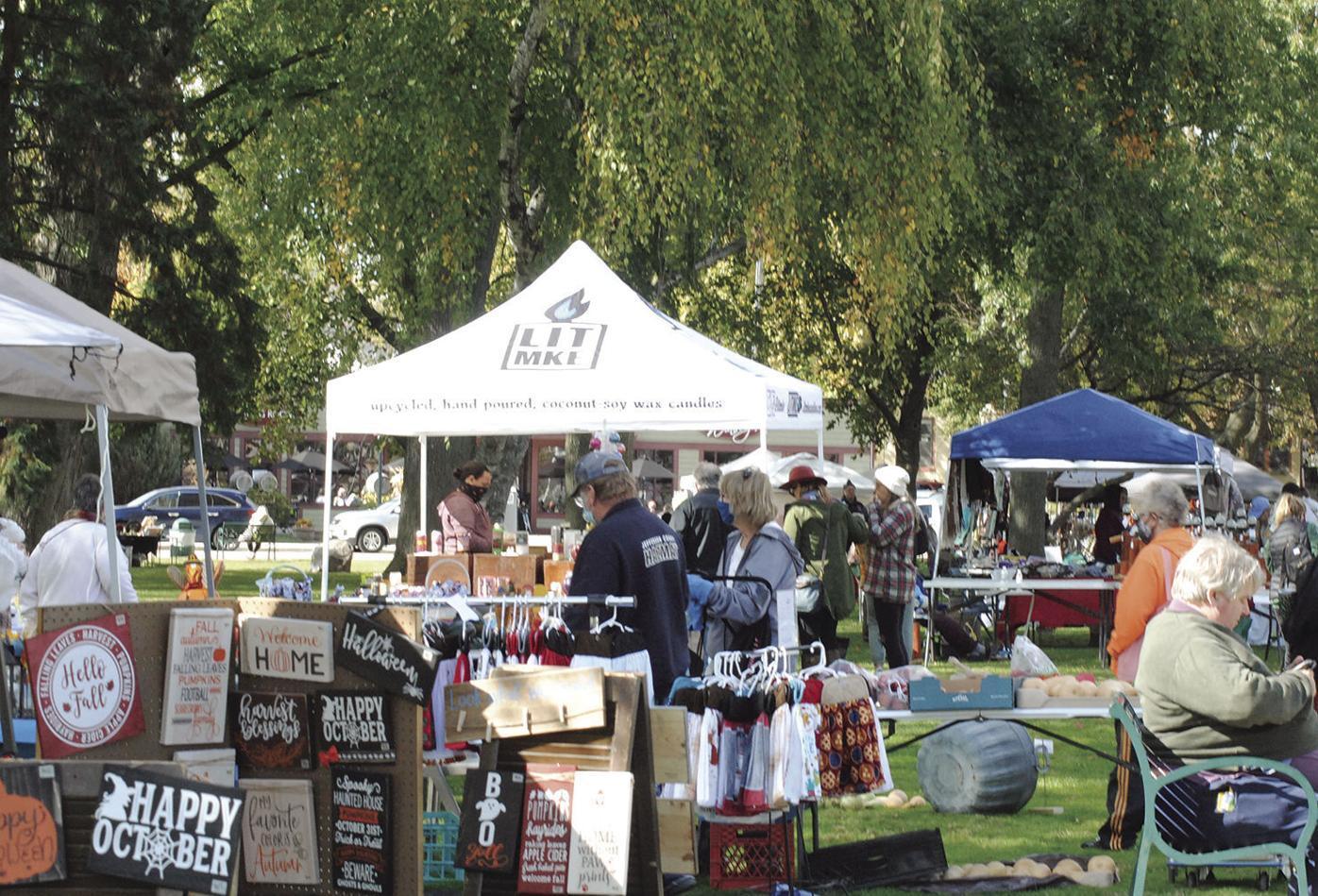 Lake Mills Fall Festival