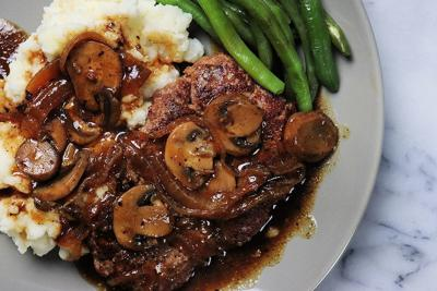 Salisbury Steak (2021)