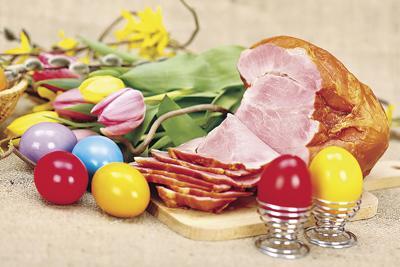 Easter dinner (2020)