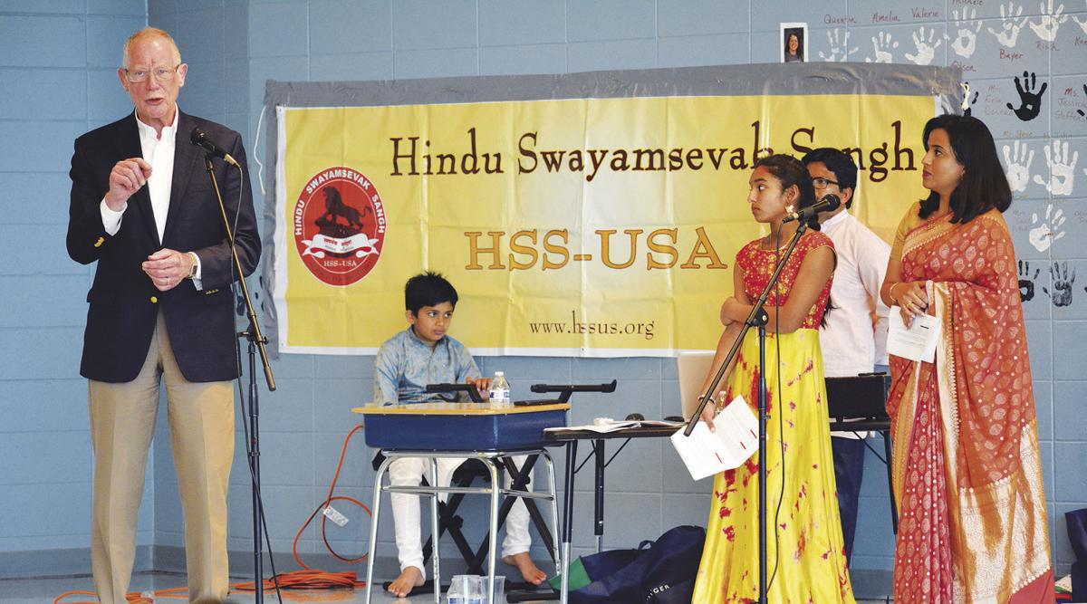 Esser at Guru Vandana