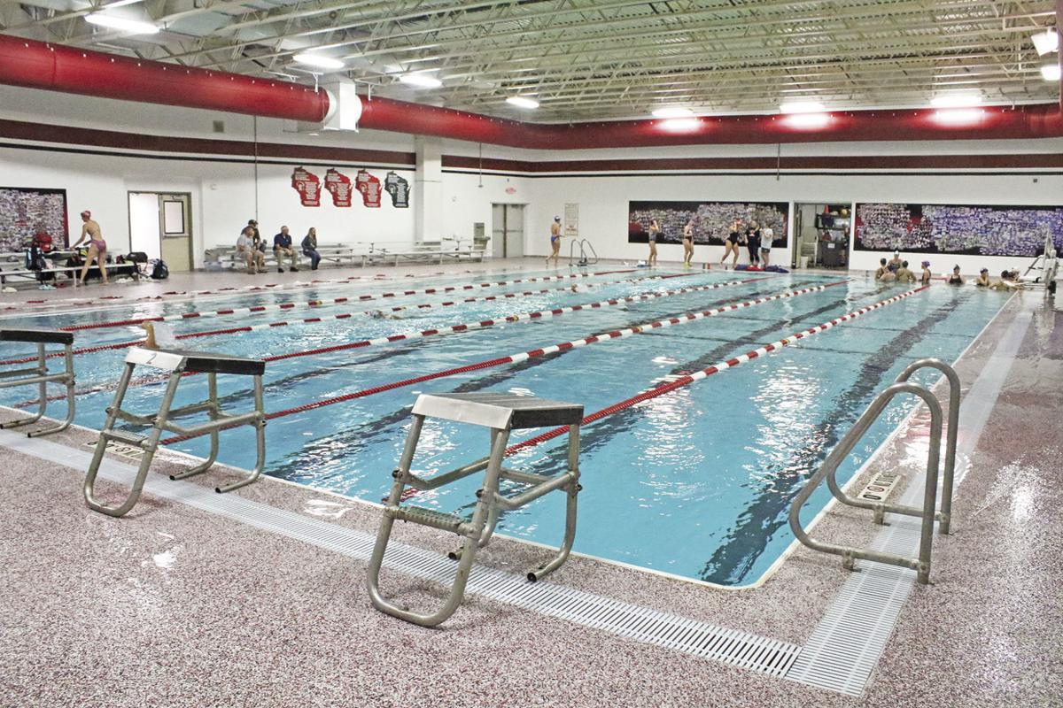 Milton High School Pool