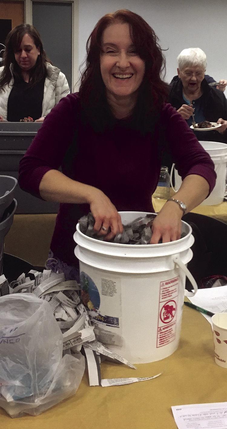 Worm bins