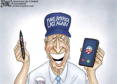 Make America Last Again
