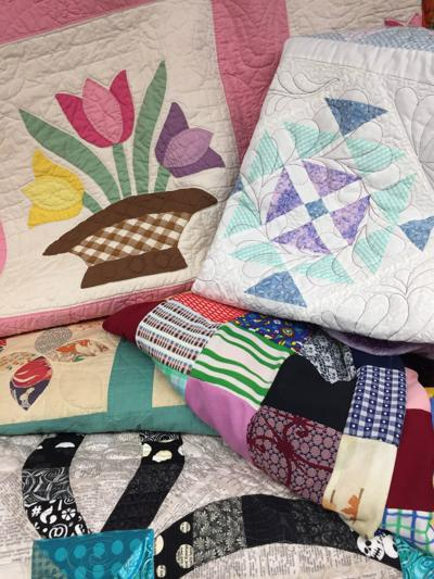 Frankland's quilts
