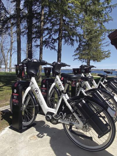 BCycle, Schluter