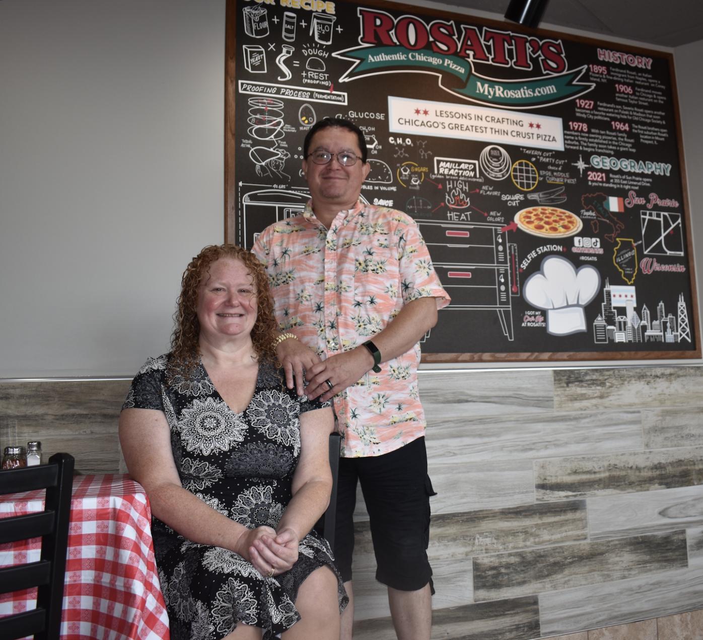 Rosati's offers a bite of Chicago in Sun Prairie