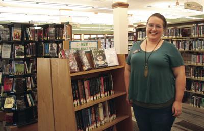 Teen services librarian