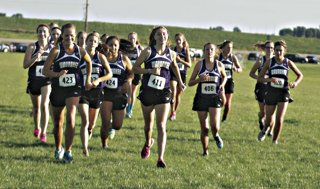 Waunakee Girls Cross Country Races To First At Deforest