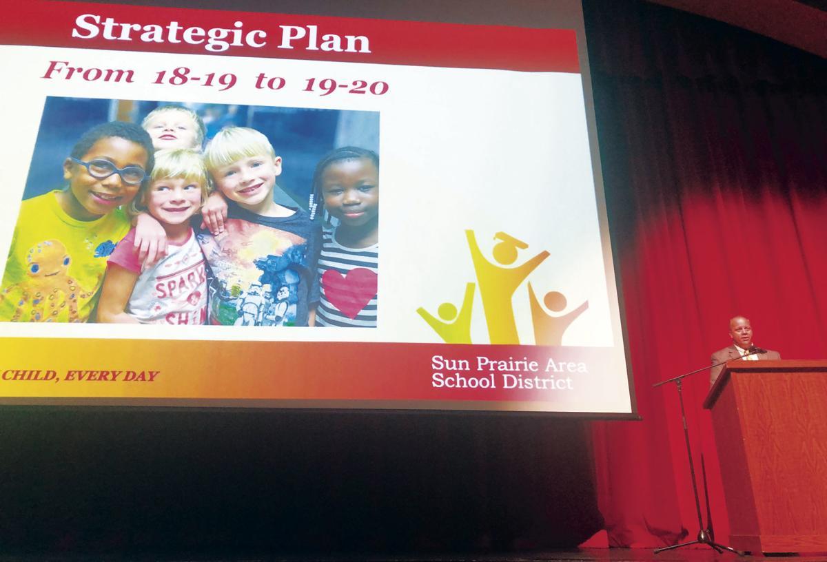 Saron and Strategic Plan (2019)