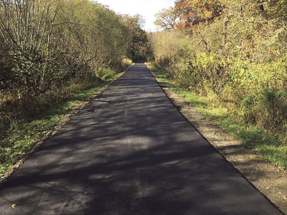 Trail reopened