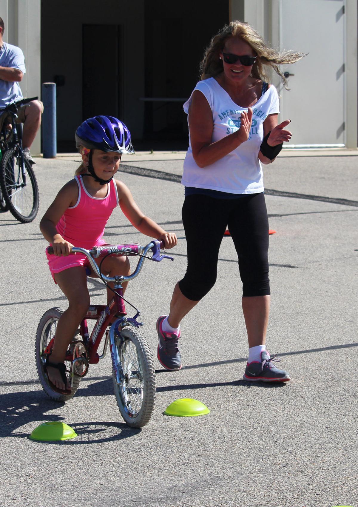 Poynette PD Bike Rodeo