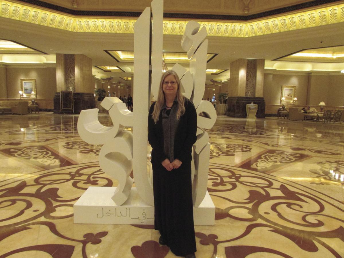 Kowalczyk at Emirates Palace